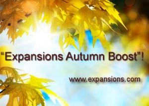 Expansions Autumn Boost sale image