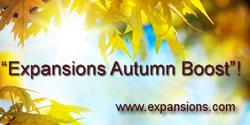 Expansions Autumn Boost sale